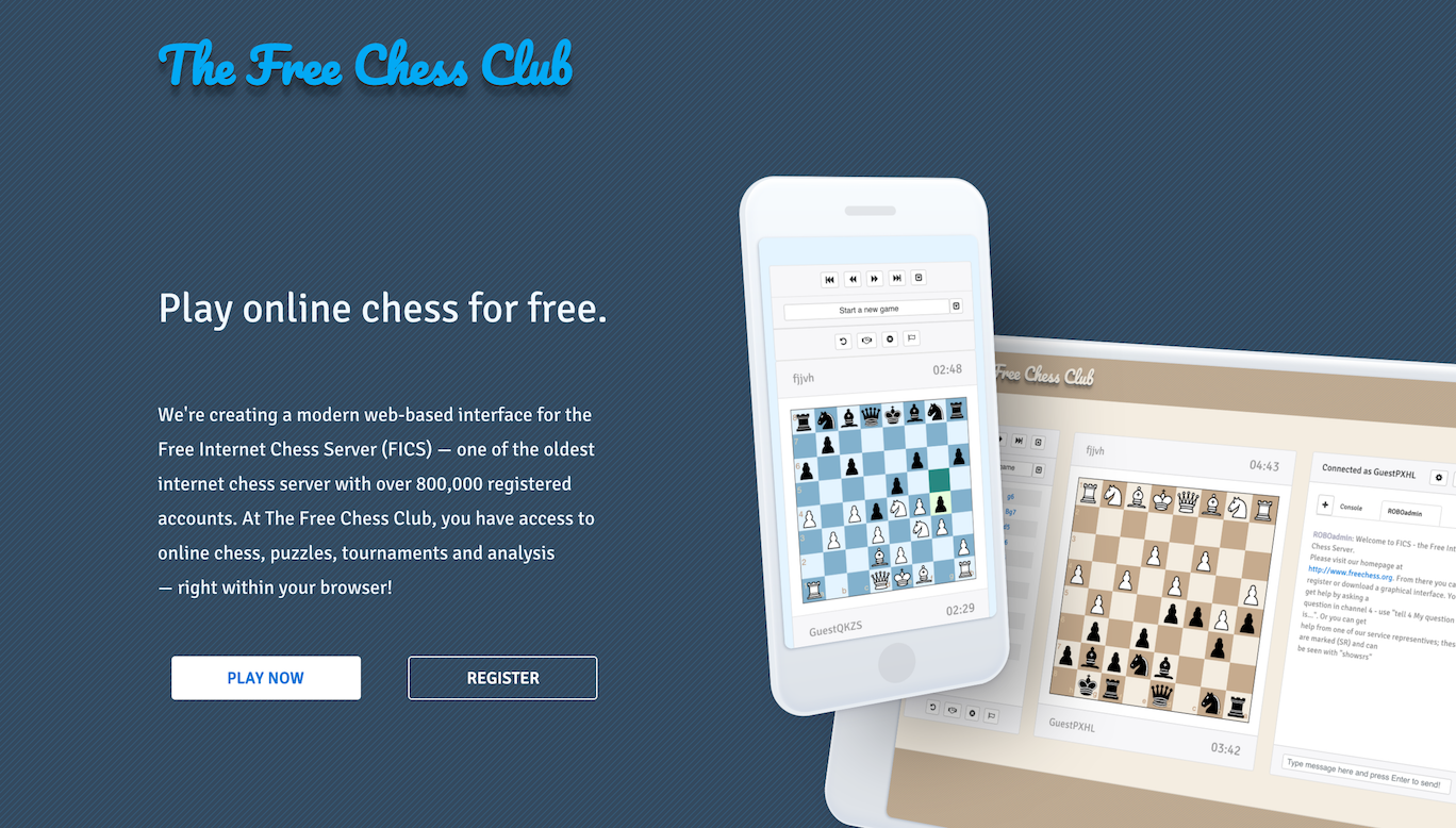Free Chess Club